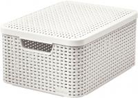 Ящик для хранения Curver Style M 03618-885-00 / 205848 (кремовый) -