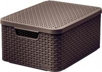 Ящик для хранения Curver Style M 03618-210-00 / 205847 (темно-коричневый) -