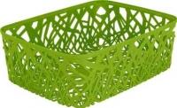 Корзина Curver Neo Colors 04161-598-03 / 210371 (зеленый) -