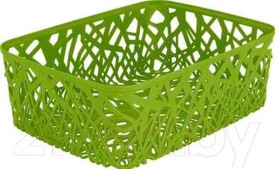 Корзина Curver Neo Colors 04161-598-03 / 210371 (зеленый)