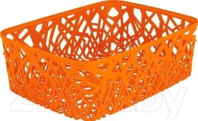 Корзина Curver Neo Colors 04161-370-03 / 210375 (оранжевый)
