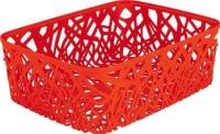 Корзина Curver Neo Colors 04161-416-03 / 210372 (красный) -