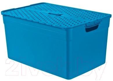 Ящик для хранения Curver Pixxel 03565-035-00 / 214866 (голубой)