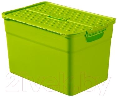 Ящик для хранения Curver Pixxel 03564-598-00 / 214842 (зеленый)