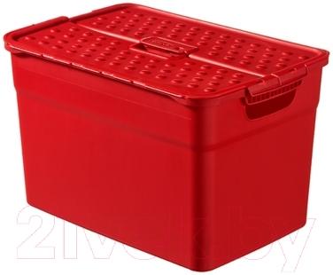 Ящик для хранения Curver Pixxel 03564-416-00 / 214843 (красный)