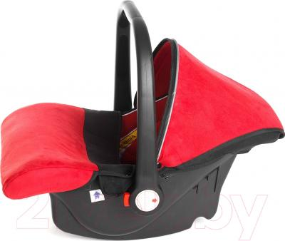 Автокресло Martin Noir Spring Black/Red