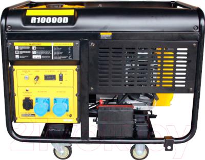 Бензиновый генератор Rato R10000D-T