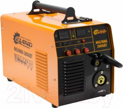 Полуавтомат сварочный Eland MIG/MMA-200 IGBT