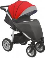 Детская прогулочная коляска Camarelo Eos (Е-07/красный) -