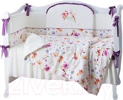 Комплект в кроватку Perina Акварель АВ6-01.3