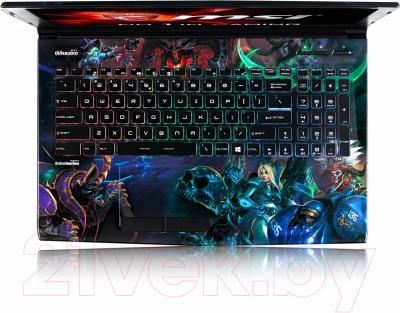 Ноутбук MSI GE62 6QD-244RU Apache Pro Heroes Special Edition (9S7-16J552-244)