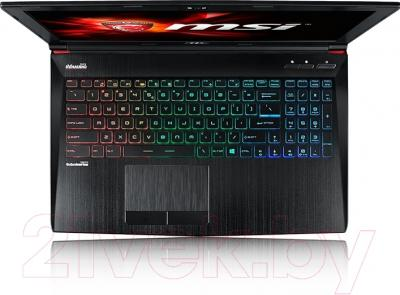 Ноутбук MSI GE62 6QE-462RU Apache Pro (9S7-16J512-462)