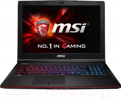 Ноутбук MSI GE62 6QF-098XRU Apache Pro (9S7-16J412-098)