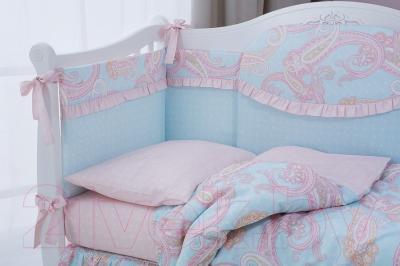 Комплект в кроватку Perina Шантель Ш6-01.3