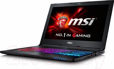 Ноутбук MSI GS60 6QD-259XRU Ghost (9S7-16H822-259)