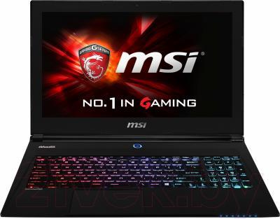 Ноутбук MSI GS60 6QE-232RU Ghost Pro (9S7-16H712-232)