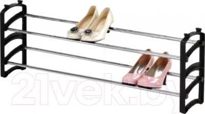 Полка для обуви Halmar ST1 (черный)