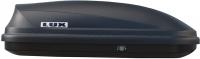 Автобокс Lux 390 360L 841801 (черный матовый) -