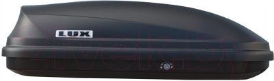 Автобокс Lux 390 360L 841801 (черный матовый) - Lux 390 360L