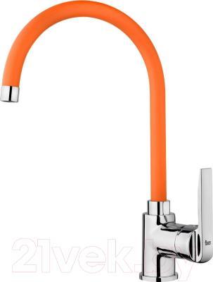 Смеситель Teka IN 995 53995120FA (оранжевый)