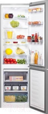 Холодильник с морозильником Beko CSKL7380MC0S