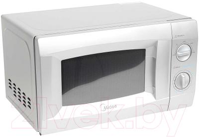 Микроволновая печь Midea MM720CKE-S - вид спереди