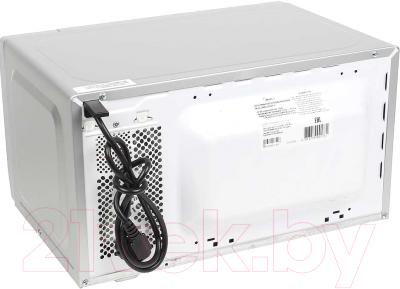 Микроволновая печь Midea MM720CKE-S - вид сзади
