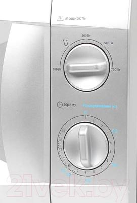 Микроволновая печь Midea MM720CKE-S - панель
