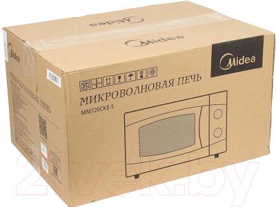 Микроволновая печь Midea MM720CKE-S - коробка
