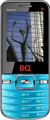 Мобильный телефон BQ Denver II BQM-2410 (синий)