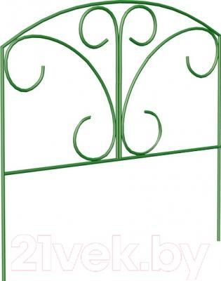 Забор декоративный ПТФ Лиана Бабочка