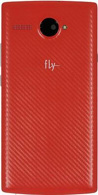 Смартфон Fly Nimbus 3 FS501 (красный)