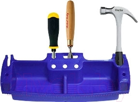 Лестница-стремянка Ника СМ7 - лоток для инструментов