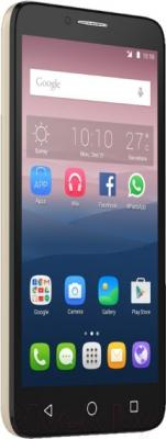 Смартфон Alcatel One Touch 5054D (золотой)