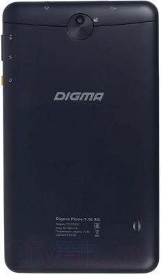 Планшет Digma Plane 7.12 8GB 3G (темно-синий)