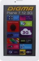 Планшет Digma Plane 7.12 8GB 3G (белый) -