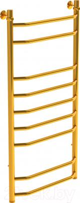 Полотенцесушитель водяной Gloss & Reiter Terra. Л. 50х100.Т9.G1 (Gold)