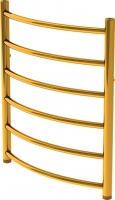 Полотенцесушитель водяной Gloss & Reiter Raduga.Л. 50х60.Д6.G1 (Gold) -