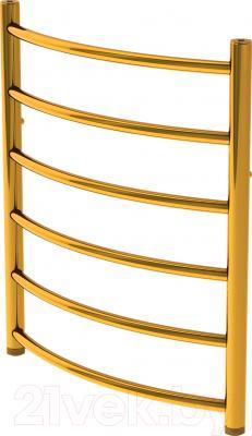 Полотенцесушитель водяной Gloss & Reiter Raduga.Л. 50x60.Д6.G1 (Gold)