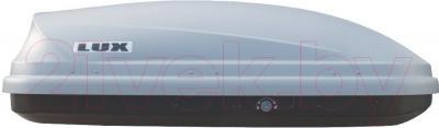 Автобокс Lux 390 360L 841825 (серый матовый) - Lux 390 360L