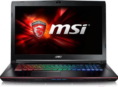 Ноутбук MSI GE72 6QE-271XRU Apache Pro (9S7-179541-271)