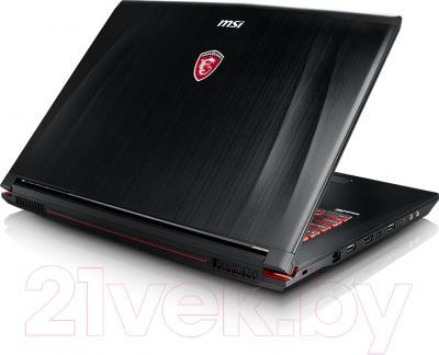 Ноутбук MSI GE72 6QF-067XRU Apache Pro (9S7-179441-067)