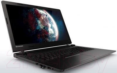Ноутбук Lenovo IdeaPad 100-15IBY (80MJ00DQRK)