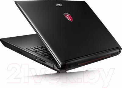 Ноутбук MSI GL62 6QD-007RU (9S7-16J612-007)