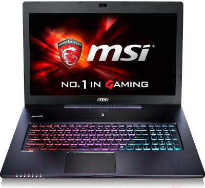Ноутбук MSI GS70 6QE-265RU Stealth Pro (9S7-177511-265)