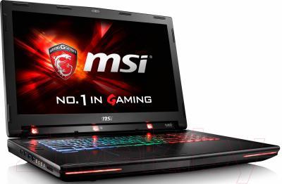 Ноутбук MSI GT72S 6QE-1019RU Dominator Pro G Tobii (9S7-178233-1019)