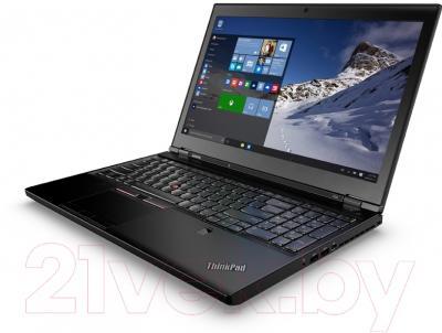 Ноутбук Lenovo P50 (20EN0008RT)