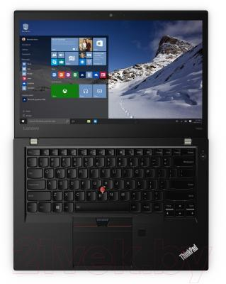 Ноутбук Lenovo ThinkPad T460s (20F90042RT)