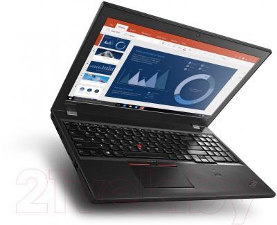 Ноутбук Lenovo T560 (20FH001BRT)