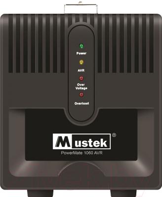 Стабилизатор напряжения Mustek PowerMate 1060 (98-AVR-1060)